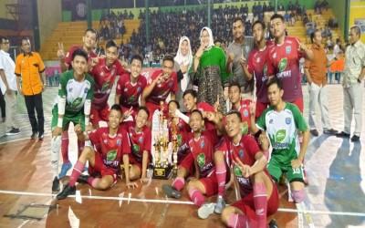 Futsal - Juara 1 CHAMPION DJ SPORT FUTSAL LEAGUE 20192020